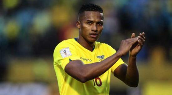 Antonio Valencia: 'Tenemos fe de clasificar al Mundial, de nosotros depende'
