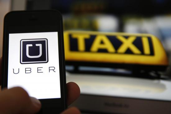 Traficante utilizó Uber para entregar droga en Brasil
