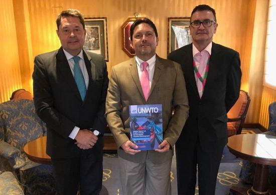 Ecuador aspira a ser potencia turística de forma 'inteligente y responsable'