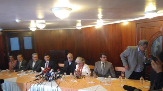 La Comisión Anticorrupción pide investigar a Jorge Glas y otros funcionarios