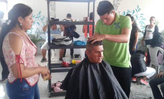 56 artesanos están listos para embellecer  a sus clientes en Sucre
