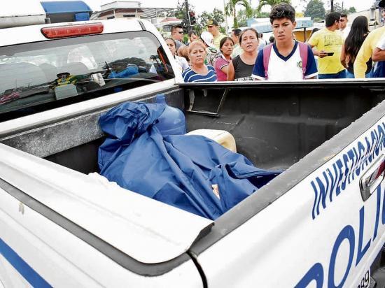 Lorenita murió frente a su escuela