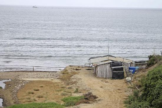 Droga incautada en playa será destruida
