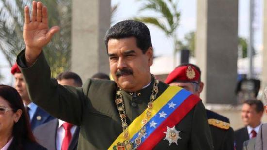 Maduro inicia una gira por todo Venezuela para promocionar la Constituyente