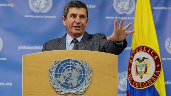 La ONU dice que tiene ubicación de 660 escondites de armas de las FARC
