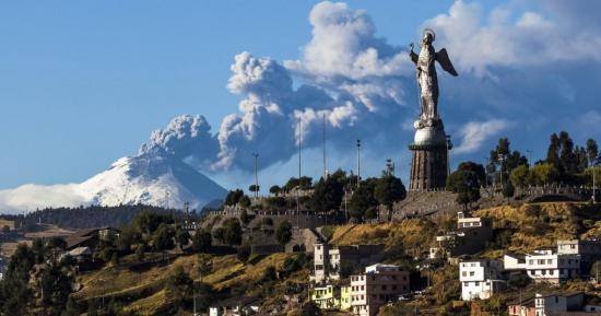Quito sigue liderando la lista de destinos turísticos en Ecuador
