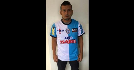Manta FC confirma contratación del delantero Deny Giler