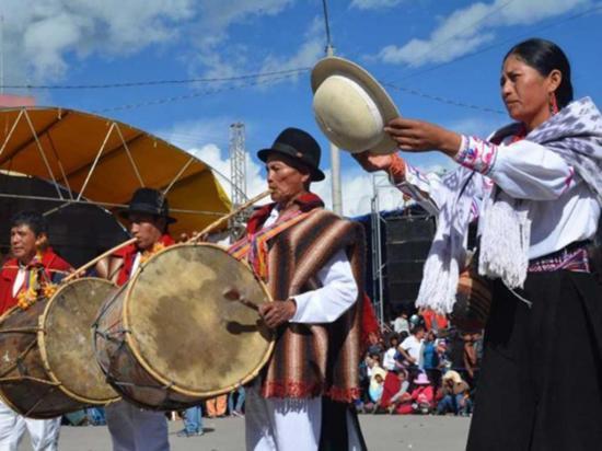 Intipak Taki valora la música ancestral