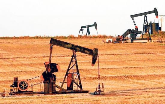 Precio del crudo sube y cierra en 45,52 dólares