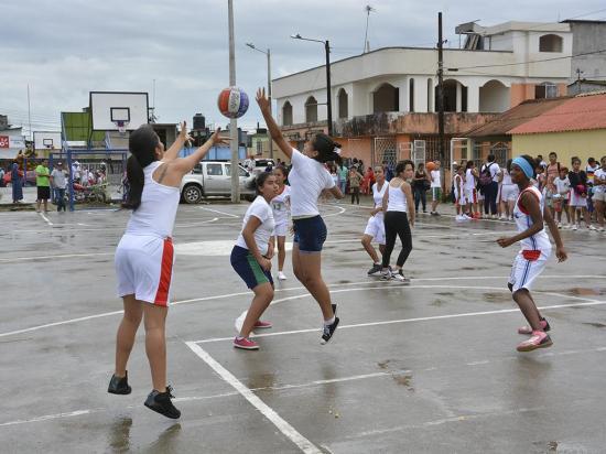 Se juega la sexta fecha del campeonato municipal