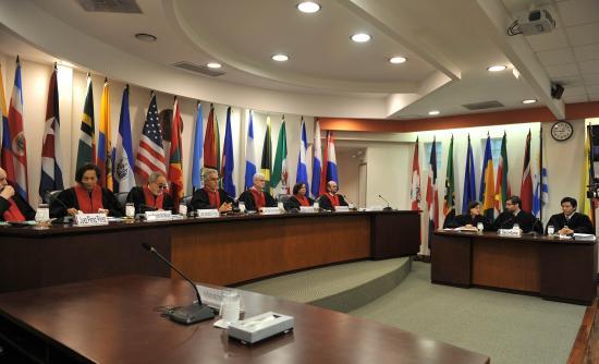 La CIDH lamenta que Ecuador no asista a sus audiencias en Lima