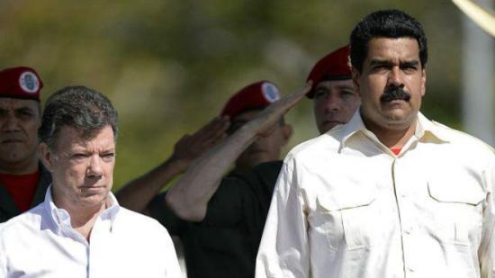 Nicolás Maduro a Juan Manuel Santos: 'Híncate ante tu padre, soy tu padre'