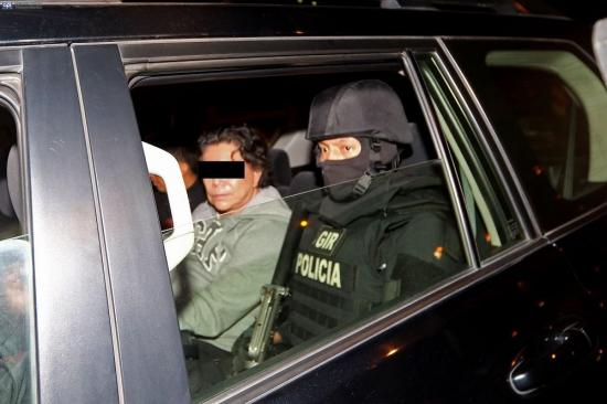 Juez levanta la reserva en el caso de Ricardo R., tío del vicepresidente Jorge Glas