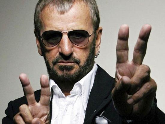 Ringo Starr cumple 77 años y convoca a una celebración global