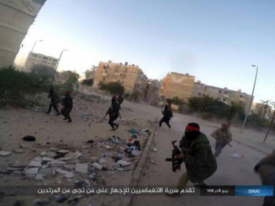 23 muertos en ataque con bomba en Sinaí
