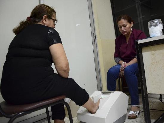 Club realiza una jornada médica