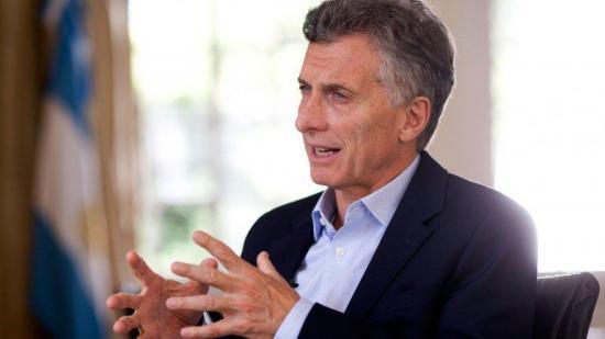 Macri celebra libertad de López y pide extenderla a todos 'presos políticos'