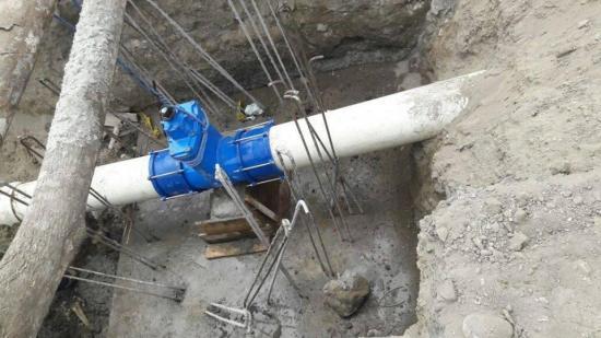 EPAM advierte sobre consumo de agua que llega por tuberías a la Zona Cero