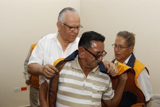 14 jubilados serán guías voluntarios