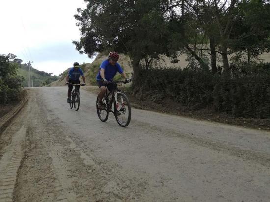 A pedalear en montaña