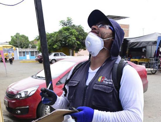 Entregan abates contra el dengue