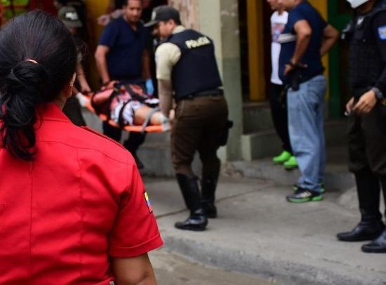 Transexual sufrió intento de asesinato y está grave, en Manta