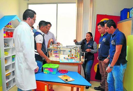 Centro de salud brinda atención a pacientes con adicciones