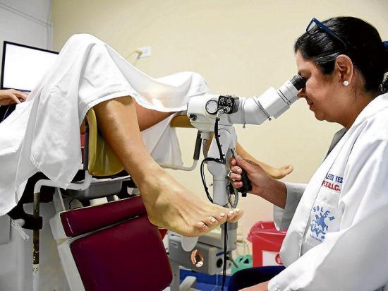 Manabí: El cáncer de cérvix prende las alarmas