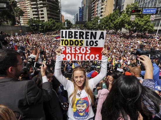 "Oposición convoca para un ""trancazo informativo"""