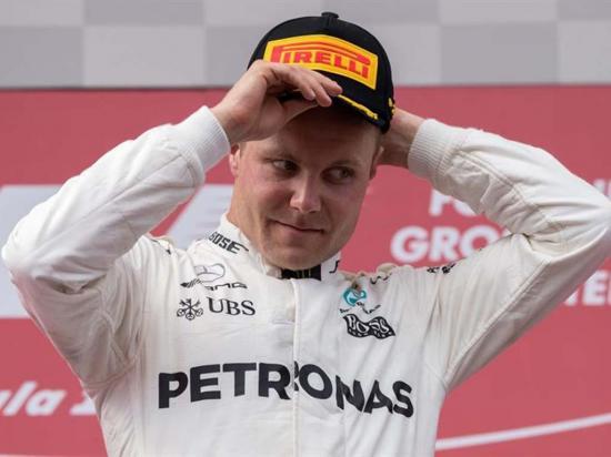 Valtteri Bottas triunfa en el Gran Premio de Austria