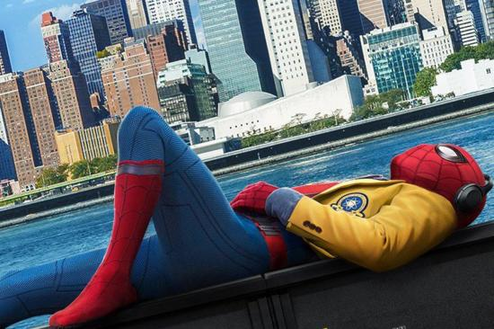 Spiderman de Regreso a Casa cuarto estreno del año que supera los 100 millones
