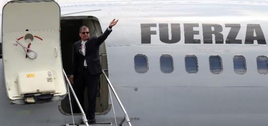 Rafael Correa viaja hoy a Bélgica, se anuncian protestas y despedida
