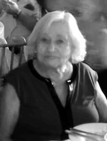 Sepelio Rosario Suárez Vélez Vda. de Santos