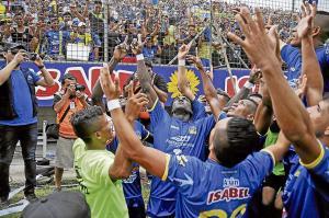 Delfín SC: Un equipo de fe