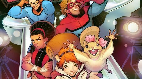 Marvel prepara nueva serie de héroes