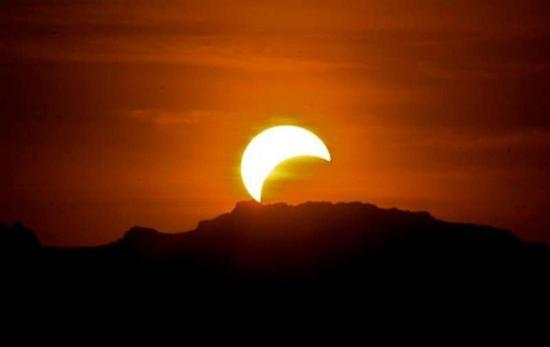 Eclipse permitirá ver varios planetas desde la Tierra