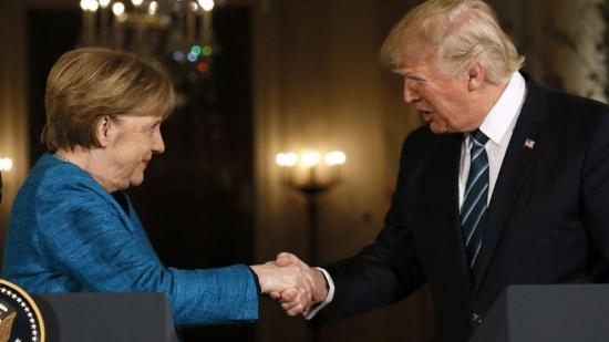 París recibe este jueves a Merkel y a Trump con una seguridad blindada