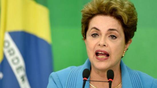 Rousseff afirma que Lula es inocente y que 'el pueblo lo rescatará' en 2018