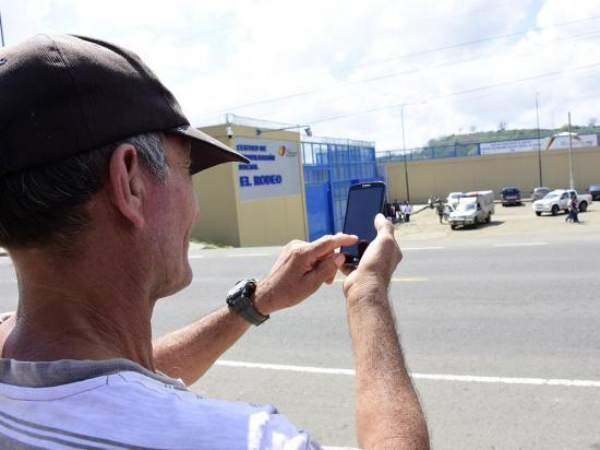 Aún no hay solución a  la falta de señal de celulares en El Rodeo