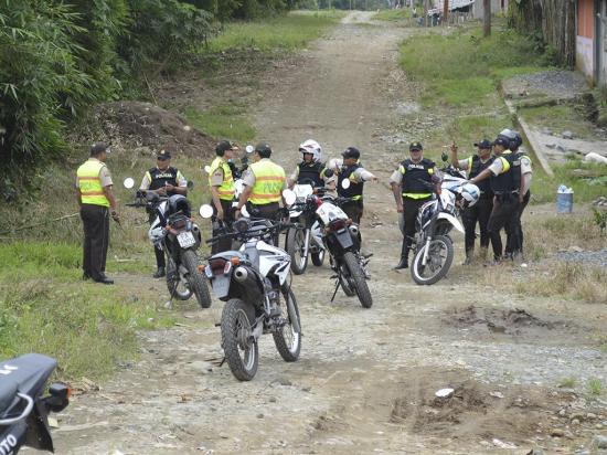 Agredieron a policías