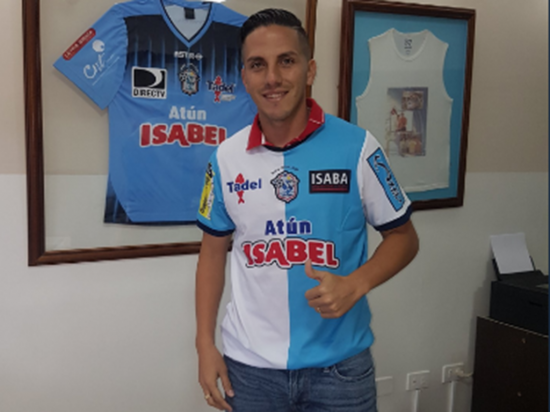 Mike Rodríguez llega al Manta FC