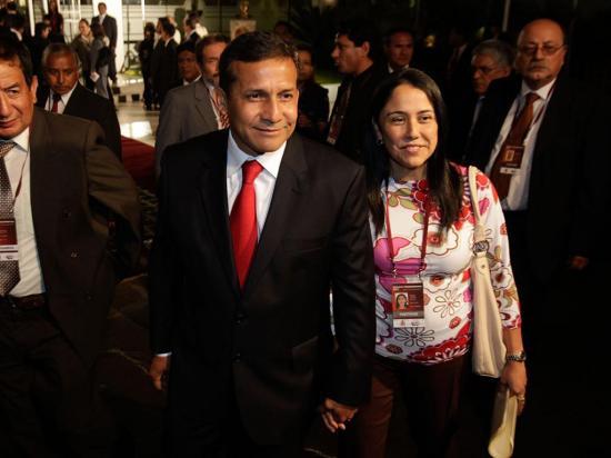 Piden prisión para Humala y Heredia