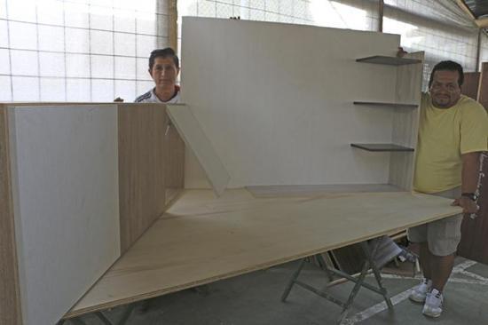 Ofrecen aprender oficio de carpintería