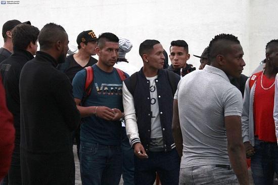 Clan Juvenil recupera la calma, sigue con Asad y desiste de Febrón Ziu