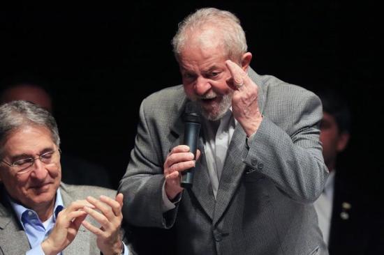 Lula se convierte en primer expresidente de Brasil condenado por la Justicia