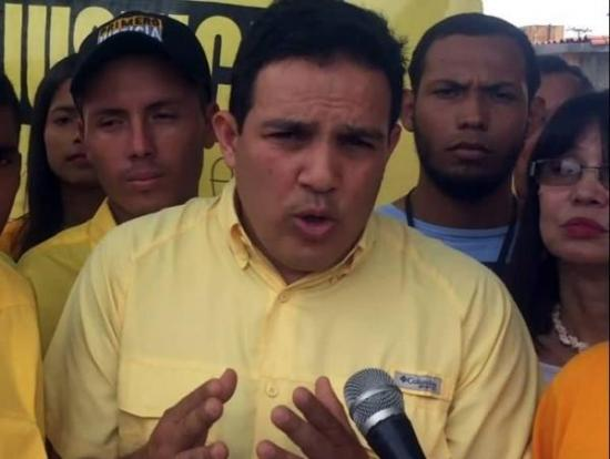 Supremo venezolano otorga medida de arresto domiciliario a diputado opositor