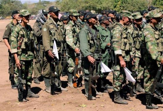 Gobierno de Colombia ha amnistiado o indultado a 7.696 exguerrilleros de FARC