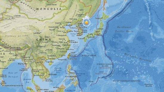 Sismo en Corea Norte es natural y no causado por prueba nuclear de Pyongyang
