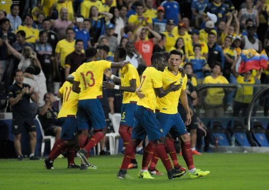 Ecuador disputará un amistoso ante Trinidad y Tobago previo a eliminatorias