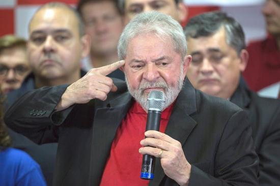 Lula da Silva quiere ir tras la presidencia de Brasil tras condena